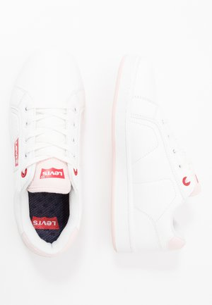 DYLAN  - Baskets basses - white/pink