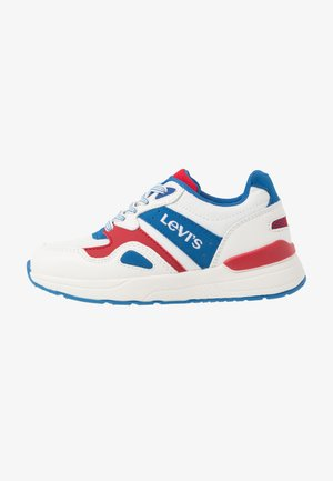 BOSTON - Instappers - white/red