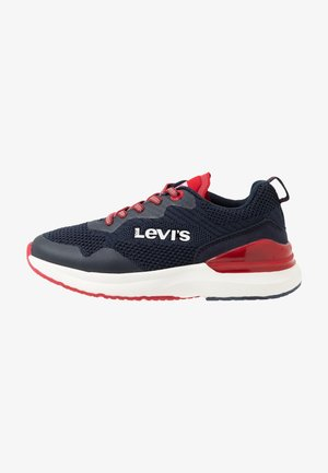 FUSION - Instappers - navy/red