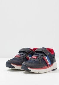 Levi's® - OREGON - Trainers - navy/red - 3