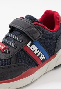 Levi's® - OREGON - Trainers - navy/red - 2