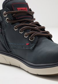 Levi's® - OLYMPUS - Lace-up ankle boots - navy