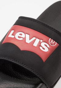 Levi's® - JUNE BATWING - Mules - regular black - 5