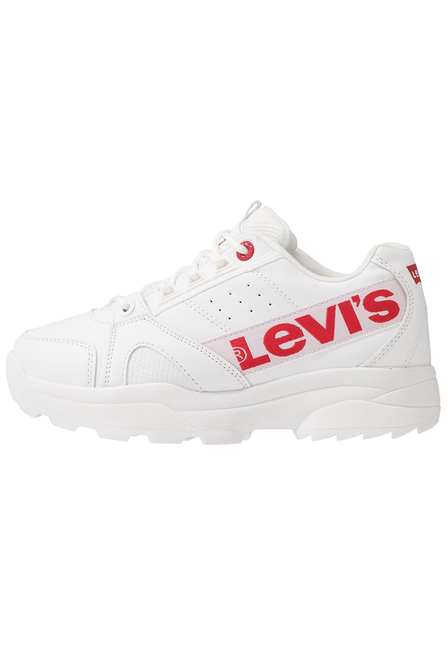 Levi's® SOHO Sneakersy niskie white Zalando.pl