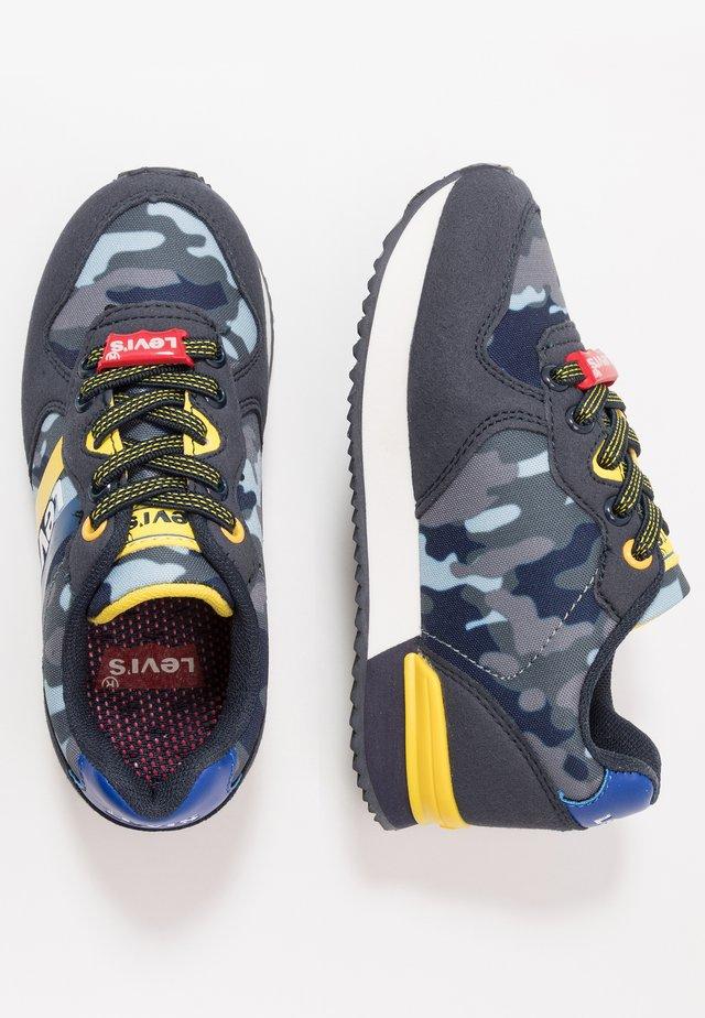 SPRINGFIELD - Sneakers laag - navy