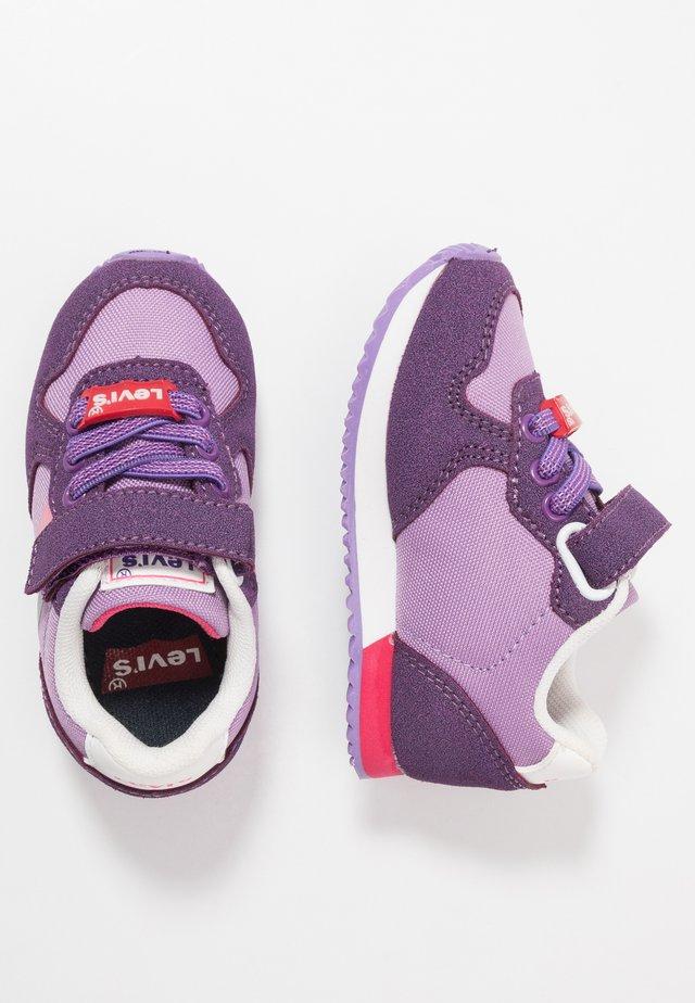 SPRINGFIELD  - Sneakers - purple/pink