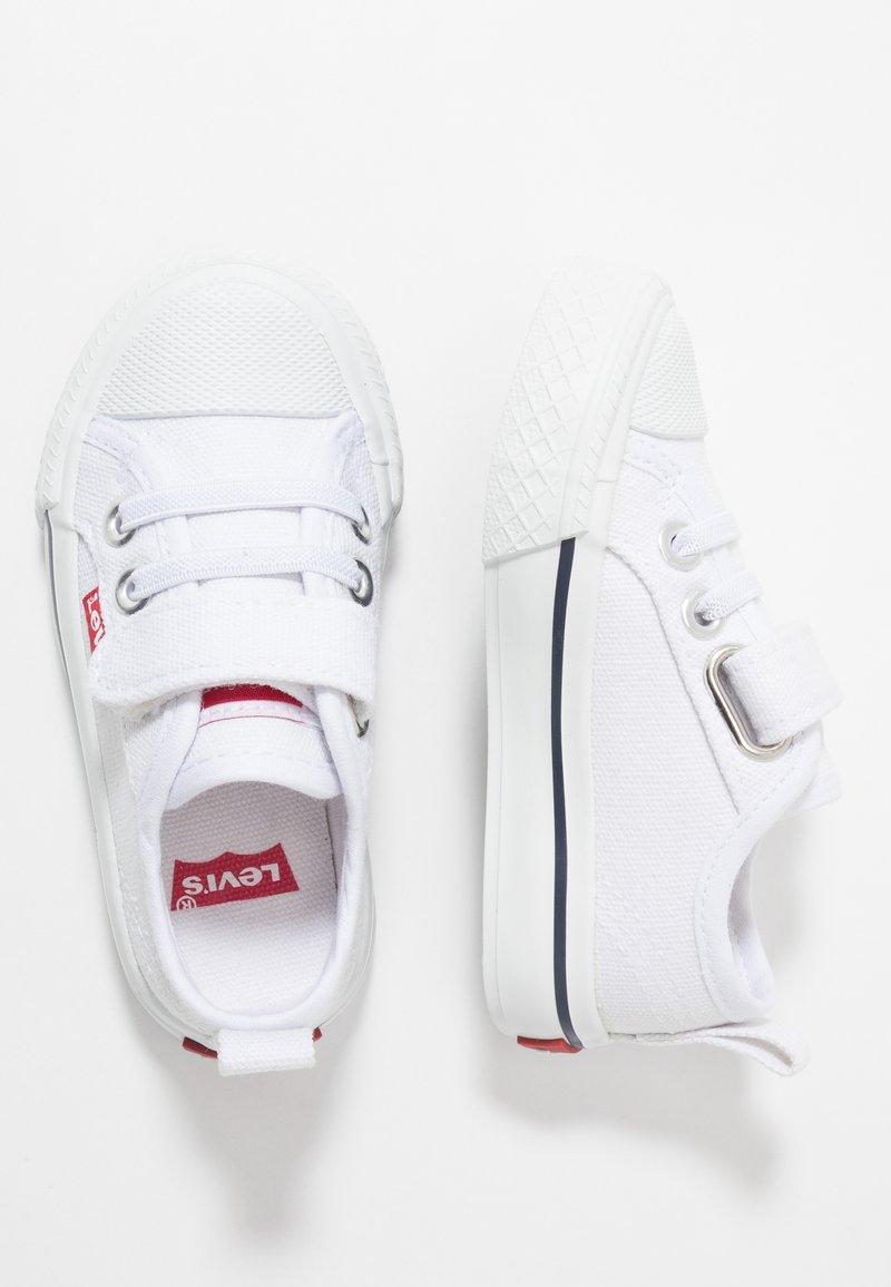 Levi's® - MAUI - Matalavartiset tennarit - white