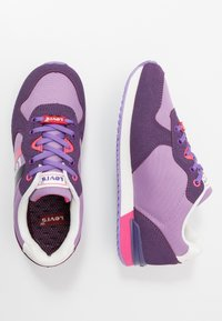Levi's® - SPRINGFIELD - Sneakers basse - purple/pink - 0