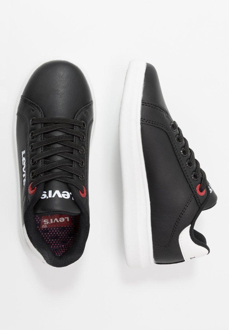 Levi's® - ELLIS - Nazouvací boty - black
