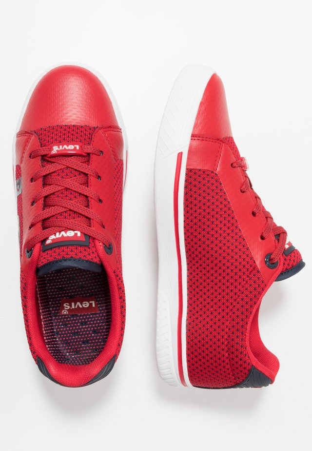 FUTURA MEGA - Zapatillas - red/navy