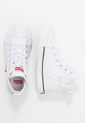 MAUI - Vysoké tenisky - white