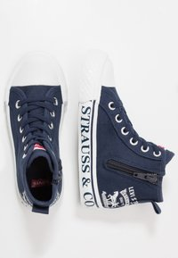 Levi's® - MAUI - High-top trainers - navy - 0