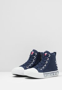 Levi's® - MAUI - High-top trainers - navy - 3