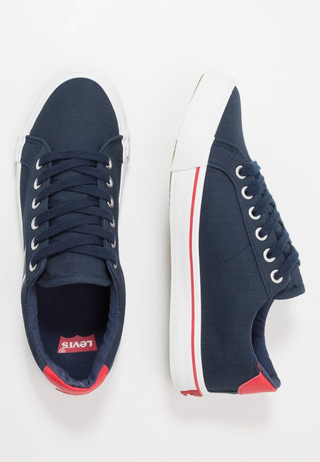 KINGSTON - Sneakers laag - navy