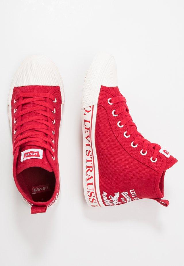 MAUI - Sneakers hoog - red