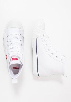 MAUI - Zapatillas altas - white