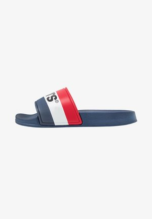 POOL - Mules - navy