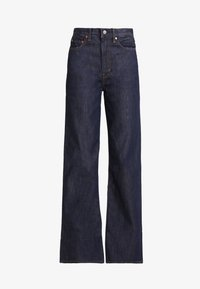 Levi's® - RIBCAGE WIDE LEG - Jeans a zampa - high and mighty - 4