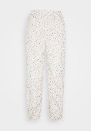 DREW PANTS - Teplákové kalhoty - tofu