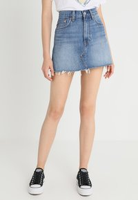 Levi's® - DECONSTRUCTED SKIRT - A-line skirt - middle man - 0