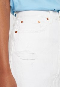 Levi's® - DECON ICONIC SKIRT - Jupe trapèze - pearly white - 3