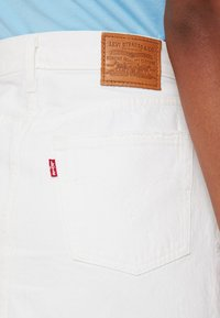 Levi's® - DECON ICONIC SKIRT - Jupe trapèze - pearly white - 5