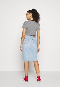 Levi's® - DECONSTRUCTED MIDI SKIRT - Jupe crayon - broken hearted - 2