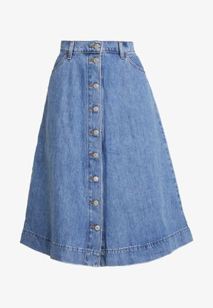 BUTTONCIRCLE SKIRT - Jupe trapèze - front page worthy