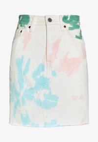 Levi's® - DECON ICONIC SKIRT - A-line skjørt - young blood - 4