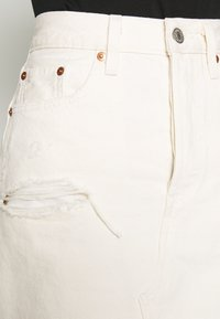 Levi's® - DECON ICONIC SKIRT - Farkkuhame - neutral ground - 5