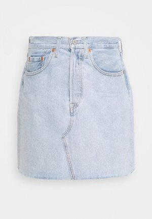 DECON ICONIC SKIRT - Gonna di jeans - light up my life