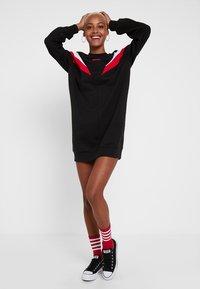 Levi's® - FLORENCE CREW DRESS - Vestido informal - baby tab cb dress meteorite - 1