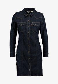 Levi's® - GIA WESTERN DRESS - Vestido vaquero - take it eazy - 4