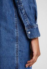 Levi's® - SELMA DRESS - Robe en jean - going steady - 4