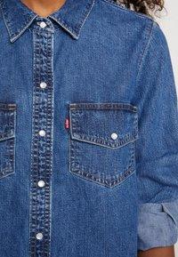 Levi's® - SELMA DRESS - Robe en jean - going steady - 6