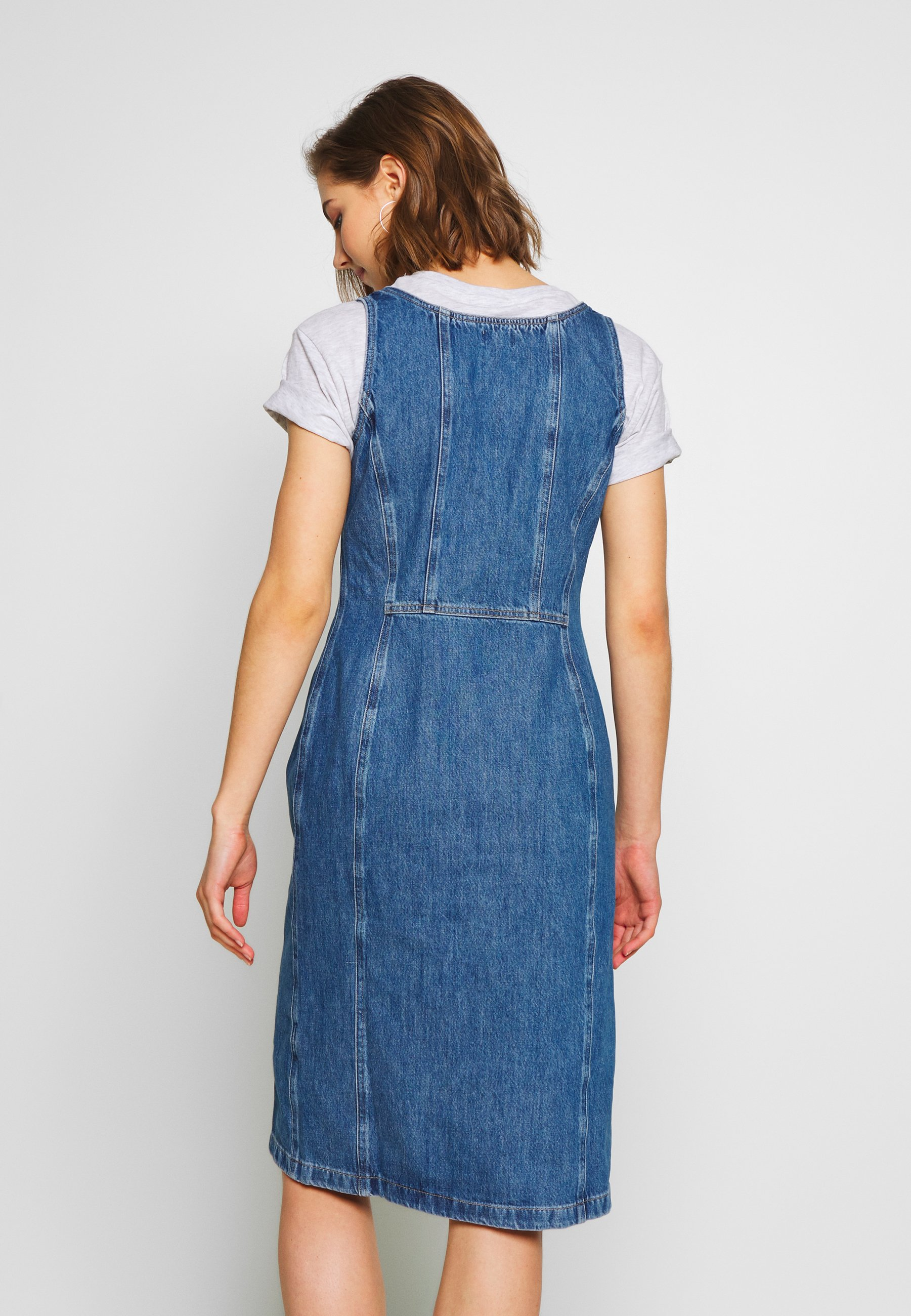 Levi's® SIENNA DRESS Farkkumekko out of the blue