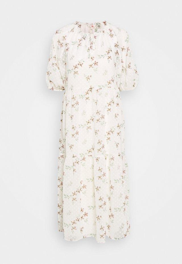 AZALEA DRESS - Korte jurk - verdite tofu