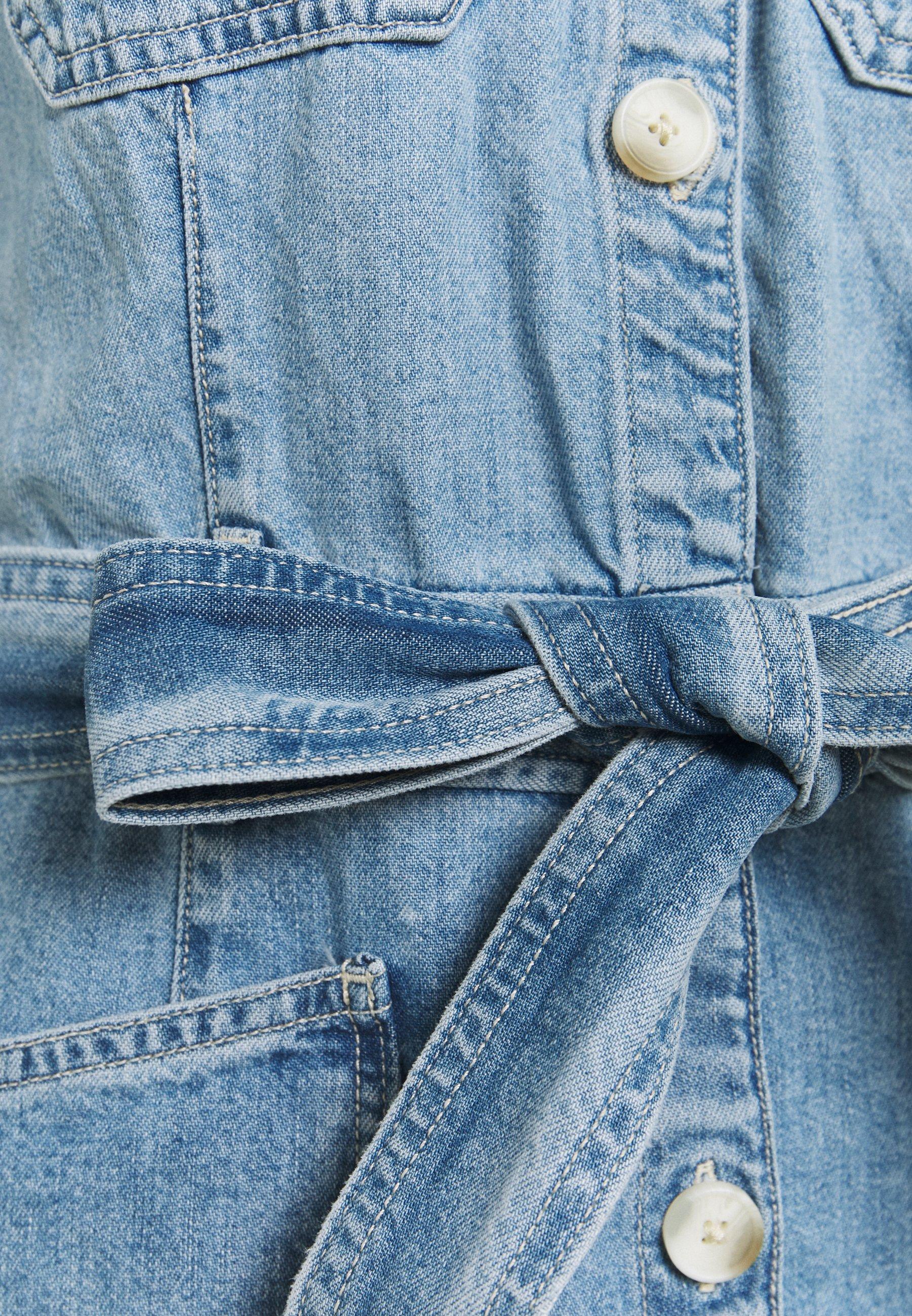 Levi's® SELMA DRESS Robe en jean going steady ZALANDO.FR