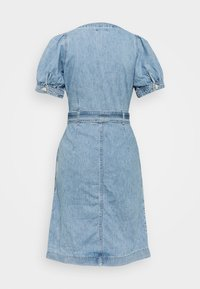Levi's® - BRYN DRESS - Denim dress - light blue denim - 1