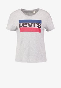 Levi's® - THE PERFECT - Printtipaita - grey - 4