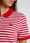 Levi's® - ESSENTIAL POLO - Polo shirt - red/white