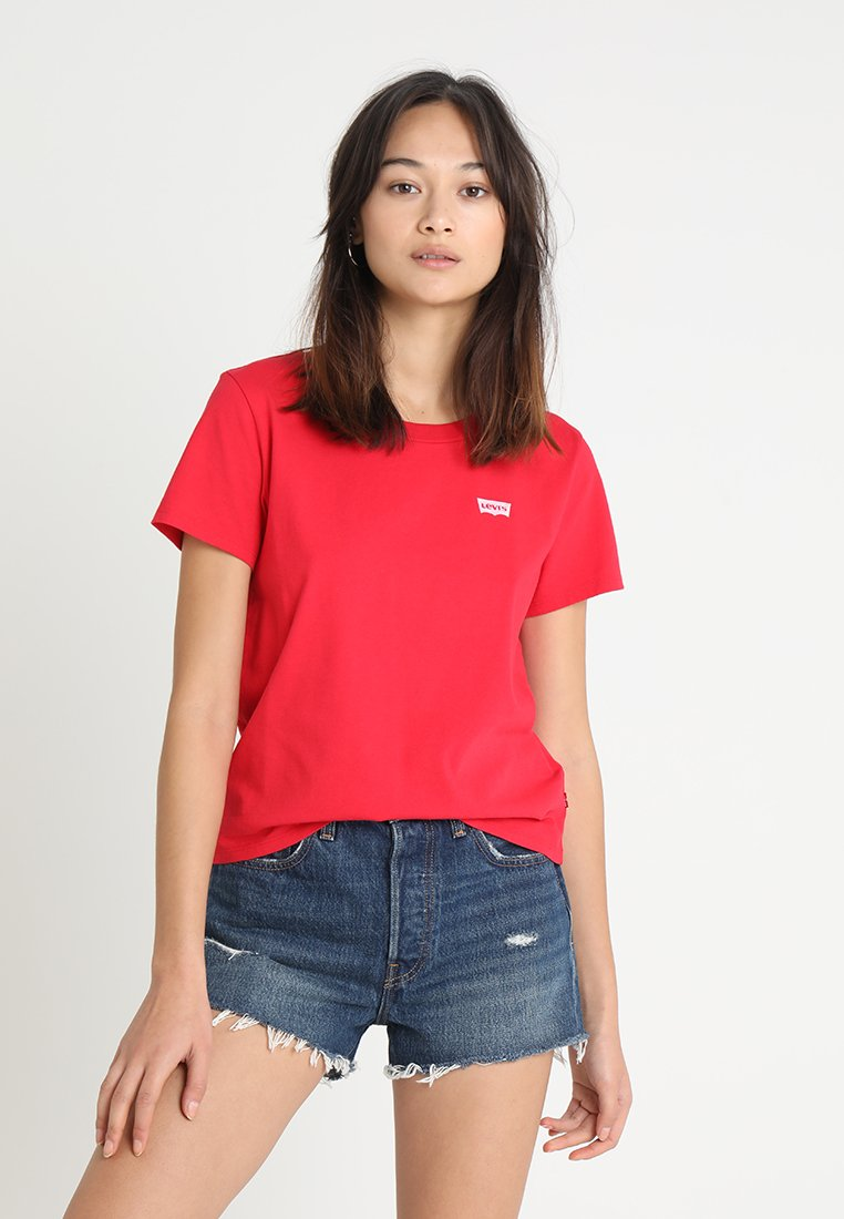 Levi's® - 501 GRAPHIC SURF TEE - T-shirts med print - lychee