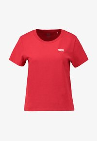 Levi's® - 501 GRAPHIC SURF TEE - T-shirts med print - lychee - 4