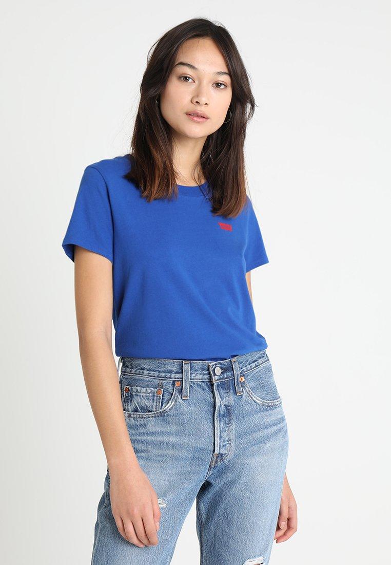 Levi's® - 501 GRAPHIC SURF TEE - Camiseta estampada - surf blue
