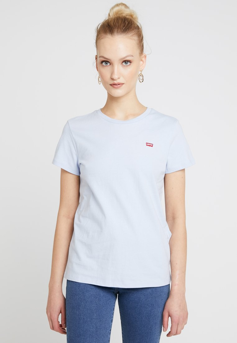 Levi's® - PERFECT TEE - T-shirts med print - xenon blue