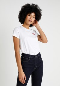 Levi's® - LEVI'S® X PEANUTS THE PERFECT TEE - Triko s potiskem - white - 3