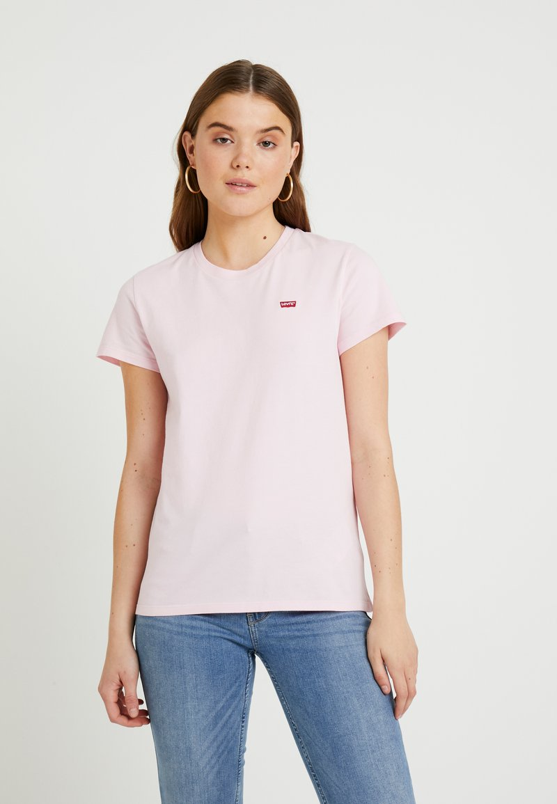 Levi's® - PERFECT TEE - T-shirt z nadrukiem - pink lady