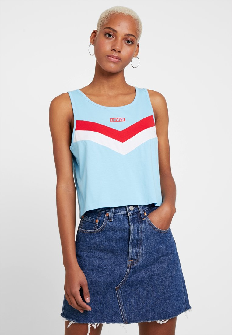 Levi's® - FLORENCE TANK - Top - baltic sea