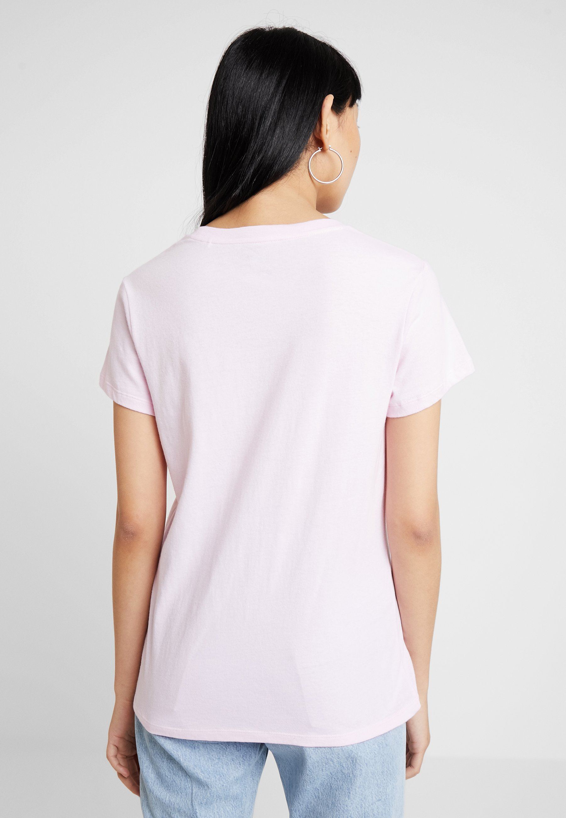 Levi's® THE PERFECT TEE - T-shirts med print - pink lady