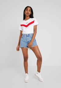 Levi's® - FLORENCE TEE - T-shirt imprimé - white - 1